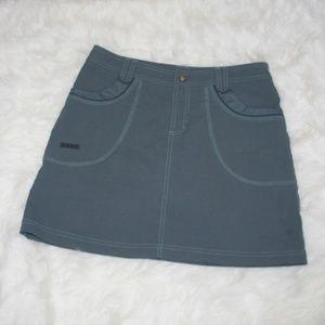 Athleta Nylon Spandex Skirt/Skort Size 6
